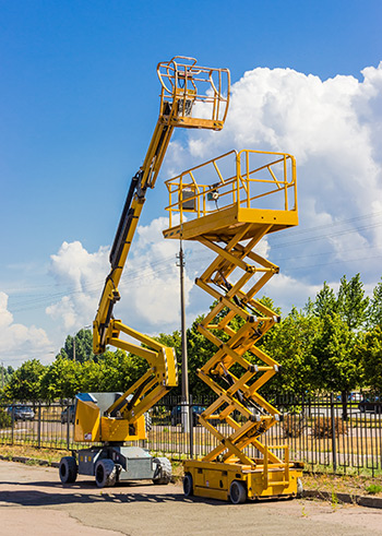 Elevated Work Platforms servicing and maintenance